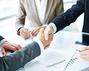 Bewerbungscoaching Angebote für Jobsuchende hier erfolgreiches Bewerbungsgespräch nach Bewerbertraining