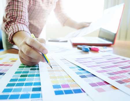 Grafiker gesucht - dann Grafikdesign Angebote der Marketingwelt Lipp in Anspruch nehmen hier Beispiel Grafikarbeit