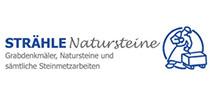 Kunden Referenzen - Logo Strähle Natursteine aus Calw