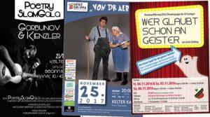 Marketing Agentur Angebote für Sportvereine und Interessensgemeinschaften Einladungen hier Plakate Print