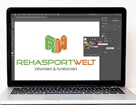 Professionelles Logo erstellen lassen von Grafiker - Grafikdesign Angebote Marketingwelt Lipp