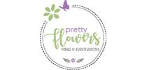 Referenzen Kunden - Logo Blumengeschäft Pretty Flowers Herrenberg-Gültstein in der Hirsauer Str. 2