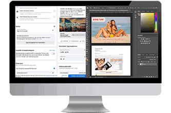 Social Media Agentur - erfolgreiche Werbe-Ads und Anzeigen schalten lassen