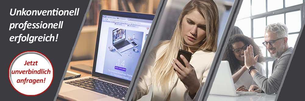 Spezialisert Angebote Marketingwelt Lipp als Marketing Agentur und Werbeagentur