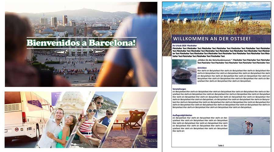 Tourismusmarketing Angebote Grafikdesign Social Media Kataloge und mehr der Marketingagentur Lipp
