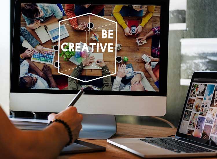 Werbeagentur für Grafikdesign Arbeiten - Grafiker beauftragen von der Marketingwelt Lipp