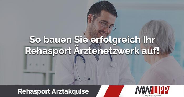 Rehasport Arztakquise
