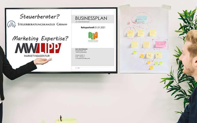 Agentur für Startup-Marketing und Beratung für Existenzgründer - Angebote Marketingwelt Lipp