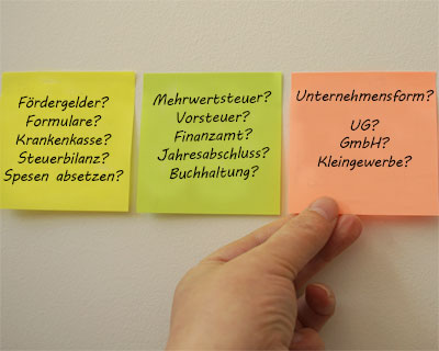 Steuerberater Startups und Existenzgründer - Steuerberatung StB Grimm aus Rodgau