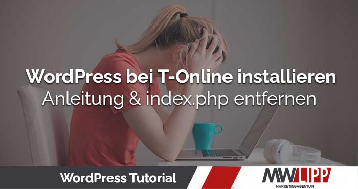 T-Online & WordPress