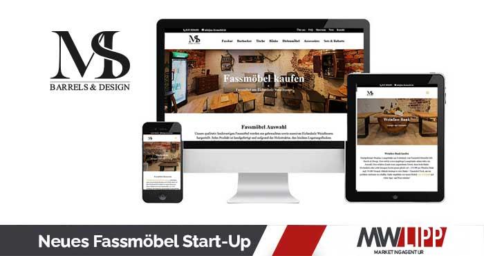 Fassmöbel Start-Up