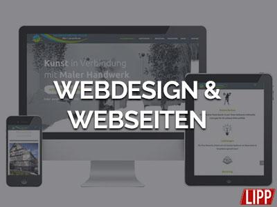 Werbeagentur Angebote Webdesign und Erstellung Homepage - Marketingwelt Lipp
